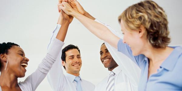 fomentar el trabajo en equipo para ser creativo