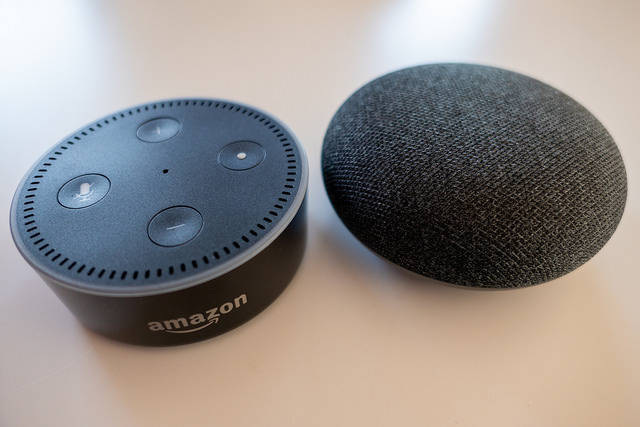 Amazon Echo Dot vs Google Home Mini