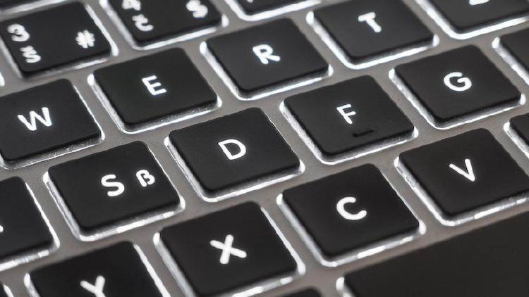 quitar sonido teclado