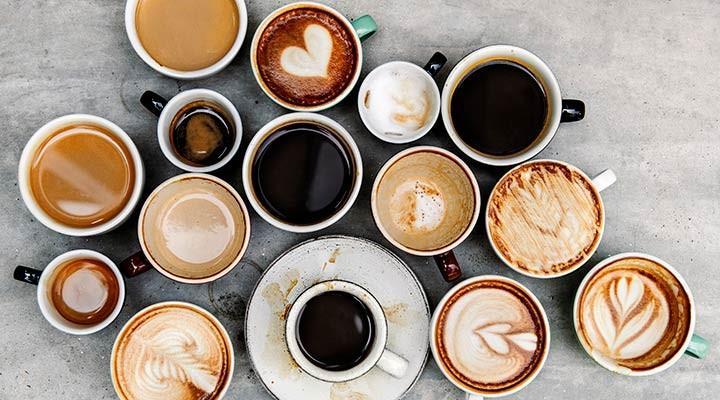 Café gratis trabajo