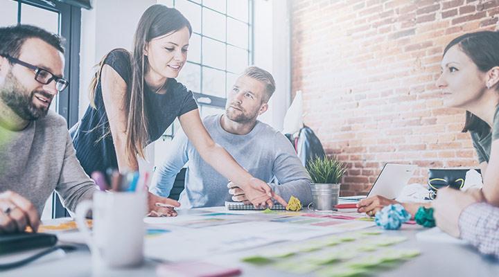 Cómo las dinámicas de grupo mejoran el trabajo en equipo