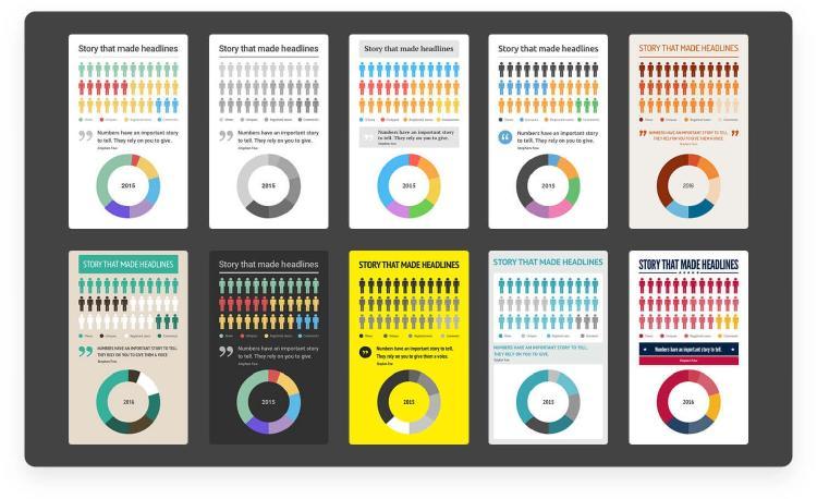 programa para hacer infografías online