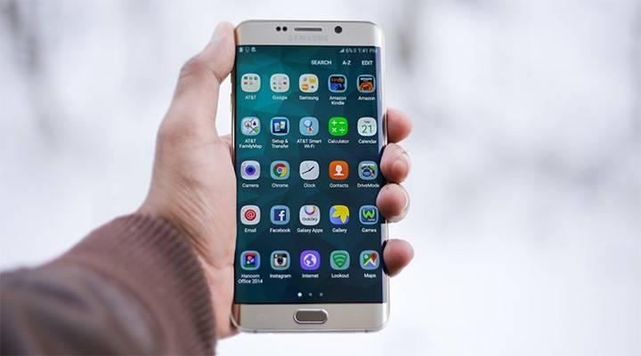 Smartphones Samsung S7 Edge