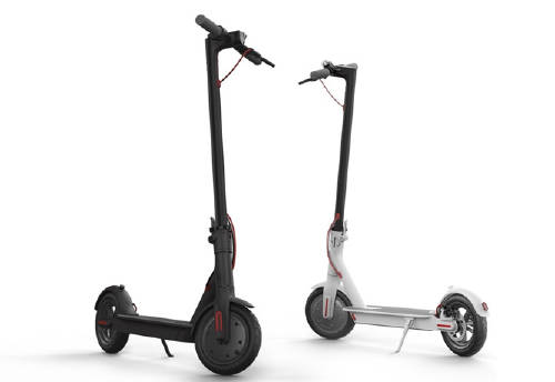 El patinete eléctrico Xiaomi Mi electric Scooter