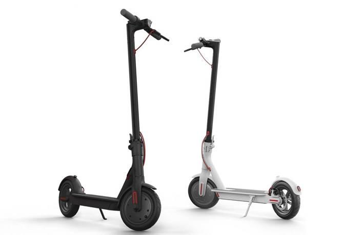 El patinete eléctrico Xiaomi Mi electric Scooter
