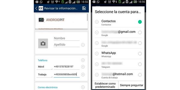 app para escanear documentos | camcard
