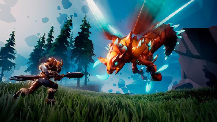 nuevos juegos movil Dauntless