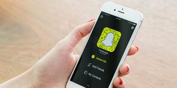 Snapchat textos largos