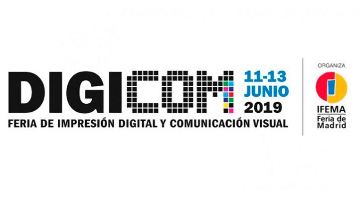 Digicom, todo lo que debes saber sobre la feria de impresión digital y comunicación audiovisual