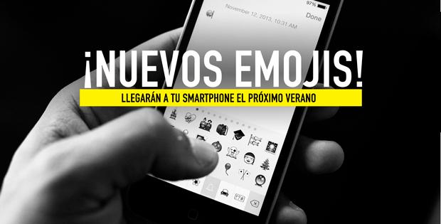 los próximos emojis para el smartphone