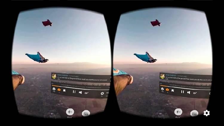 Las mejores apps para disfrutar con tus gafas de realidad virtual