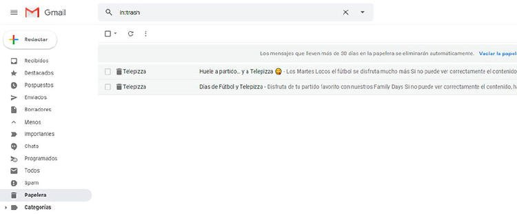 recuperar correos electrónicos gmail
