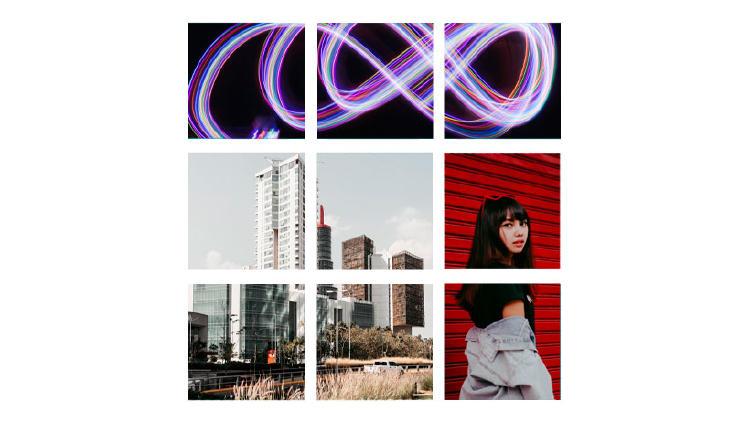 feed combinado instagram