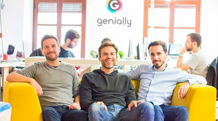 Genially, la startup que propone una alternativa a Power Point