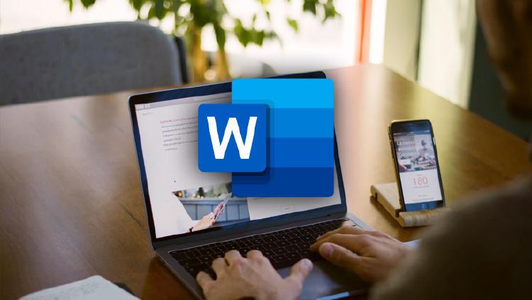 word ordenador trabajo esquemas