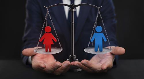 igualdad en el trabajo