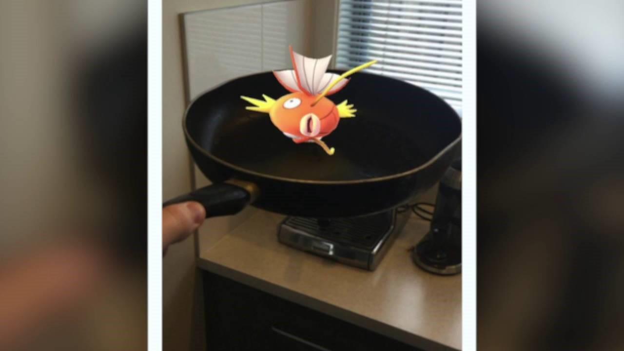 Imágenes curiosas Pokémon GO