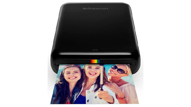 mini impresora portatil polaroid