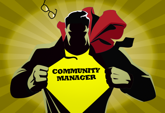 Community Manager habilidades superpoderes