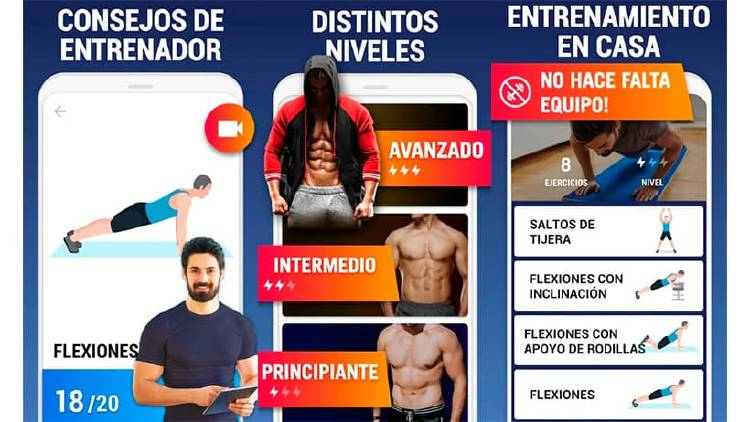 Mejores apps para tu móvil con las que ponerte en forma