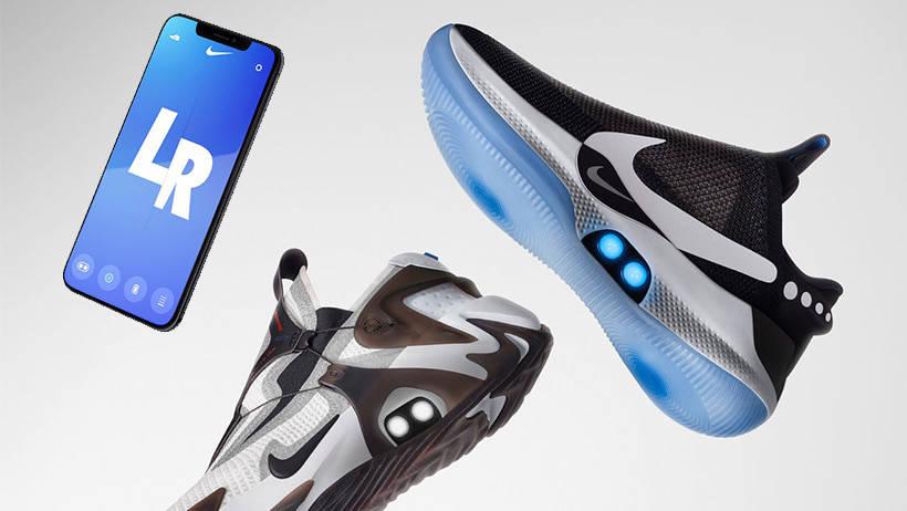 episodio agitación bordado  Cómo funcionan las zapatillas Nike Hyperadapt del futuro | MÁSMÓVIL