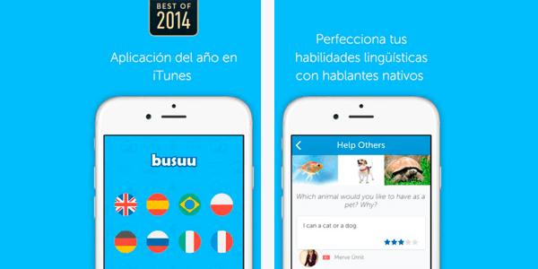 app para aprender inglés | bussu