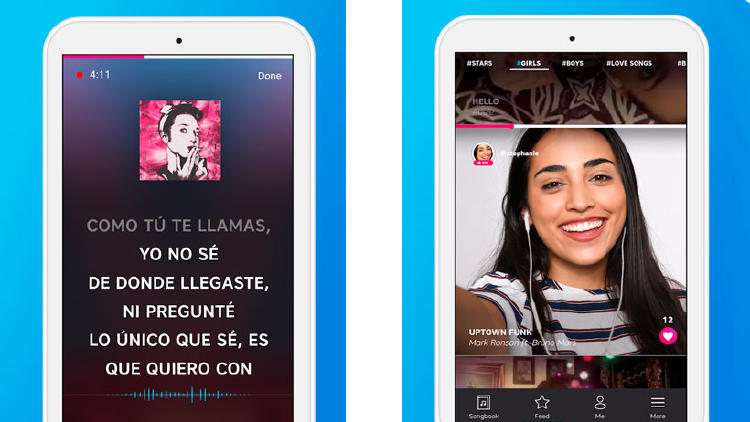 app canta karaoke android tv smart tv